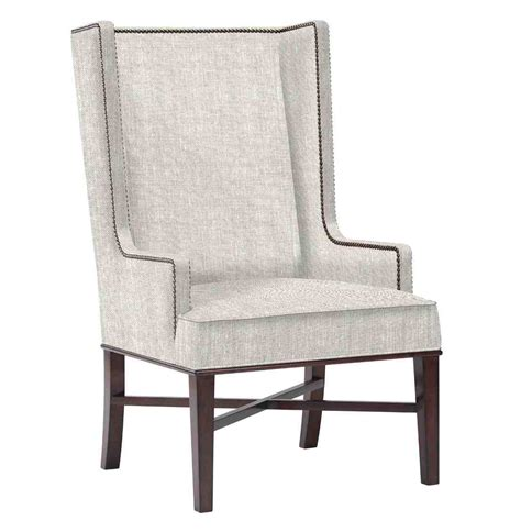 wingback dining chair home furniture design