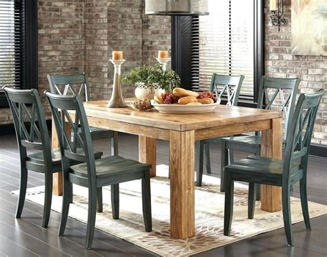 modern outdoor ideas rustic dining table wood tables seats
