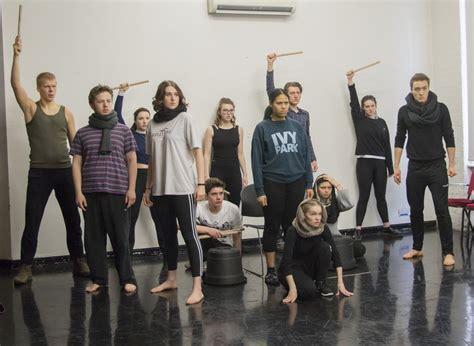 Foundation Course in Acting — RADA