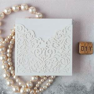 lucy white invitation imagine diy With wedding invitation wallets diy