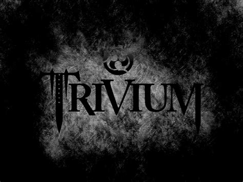 triviums latest video   world burn