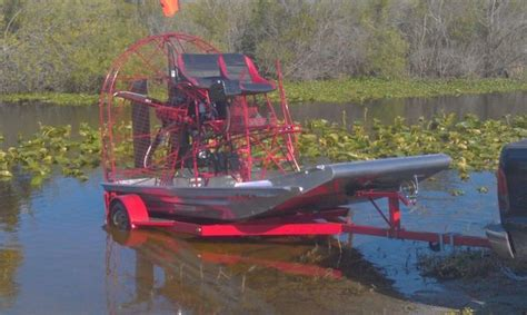 Airboat Grass Rake by New Trailer And Grass Rake Southern Airboat Picture Gallery