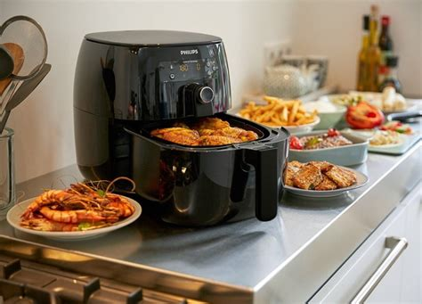 air fryer fryers philips deals cyber digital kitchenaid delectable offers week dan airfryer digitaltrends recipes tempat buat barulah lama rosak