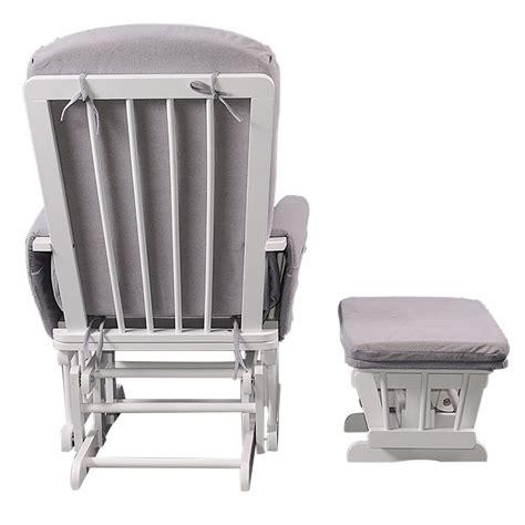 chaise allaitement fauteuil d 39 allaitement gliding chair de quax