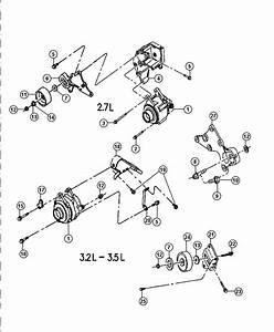 Chrysler 300 Generator  Engine  Remanufactured  Alternator