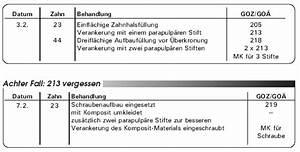Bema Abrechnung : abrechnung nach bema und goz so vermeiden sie h ufige ~ Themetempest.com Abrechnung