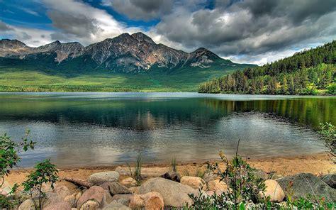 landscape wallpaper hd mountains   beautiful green