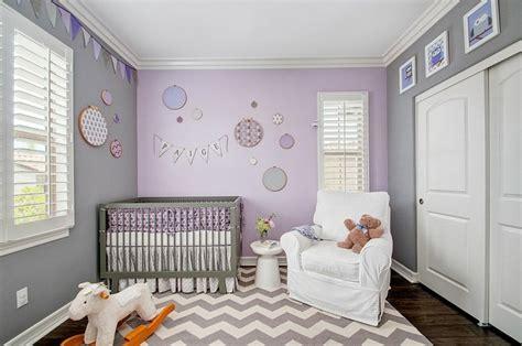 chambre bébé violet couleur pour chambre bebe chaios com