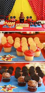 Southern Blue Celebrations: MICKEY MOUSE PARTY IDEAS