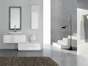 Mobili bagno bianco specchiera Mobili Bagno