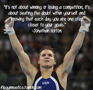 Quotes About Lo... Jonathan Horton Quotes