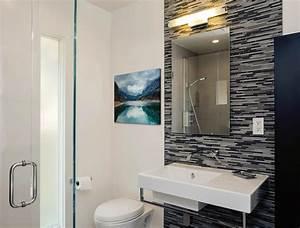 Bilder Zu Modernen Bädern : badezimmer gestalten mit wandbildern whitewall ~ Indierocktalk.com Haus und Dekorationen