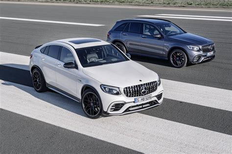 mercedes jeep 2018 official 2018 mercedes amg glc 63 and glc 63 coupe gtspirit