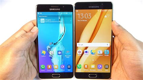 samsung galaxy a5 2016 vs samsung galaxy a7 2016
