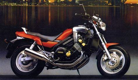 1986 Yamaha FZX 750 Fazer - Moto.ZombDrive.COM