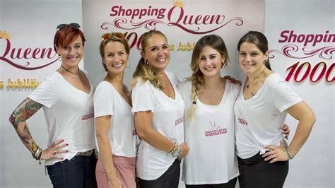 shopping queen das motto der jubilaeumswoche begeistert