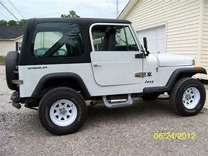 Buy Used 89 Yj Wrangler Frame Off Restoration 1000 Miles Since Done Like A New Jeep In Ashtabula