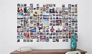 Instagram Bilder Ideen : kreative fotowand ideen diy photo wall pinterest w nde fotowand ideen und fotos ~ Frokenaadalensverden.com Haus und Dekorationen