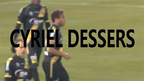 cyriel dessers  goals assists  youtube