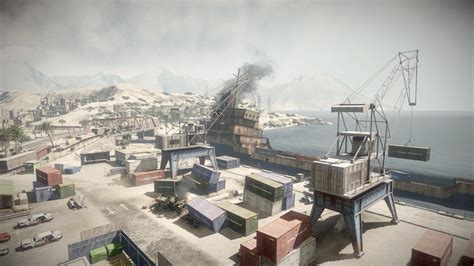 battlefield bad company arica harbour strategywiki