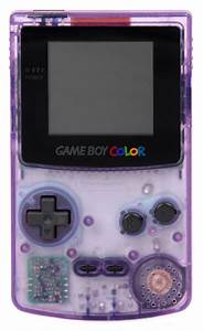 Gameboy Color Light Up Screen List Of Nintendo Systems The Nintendo Wiki Wii