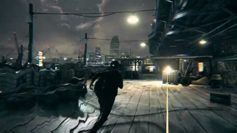 quantum break gameplay footage shows time powers polygon
