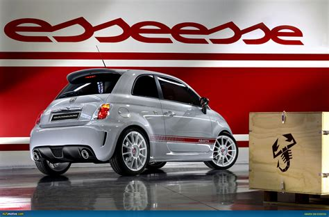 Ausmotivecom Abarth 500 Esseesse En Route To Australia