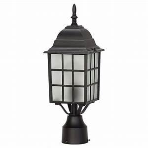 Lampadaire De Jardin : lampadaire de jardin 17 1 2 po rona ~ Teatrodelosmanantiales.com Idées de Décoration