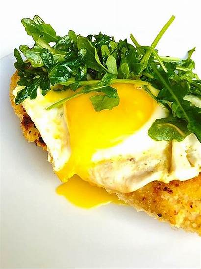 Fried Oven Chicken Egg Eggs Cooking Recipe