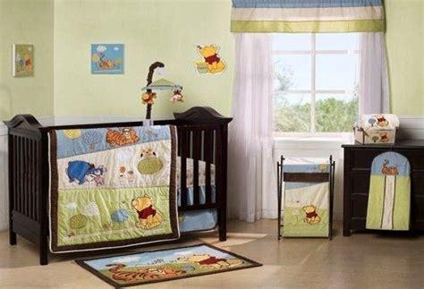 chambre bebe winnie décoration chambre bébé garçon winnie l 39 ourson bébé et