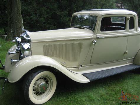 1933 Dodge Five Window Coupe Body Off Best Of Best