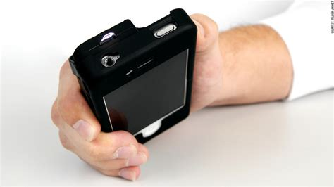 iphone taser an iphone that doubles as a stun gun jun 21 2013