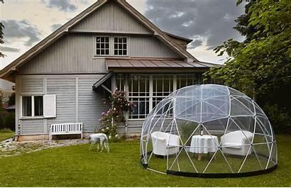 Igloo Garden Canopy Winter Summer Geeky Gadgets
