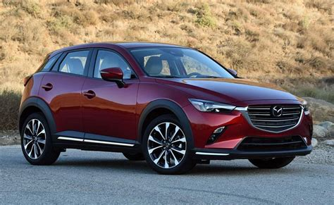 2019 mazda lineup mazda cx 3 feature options for 2019 model year lineup