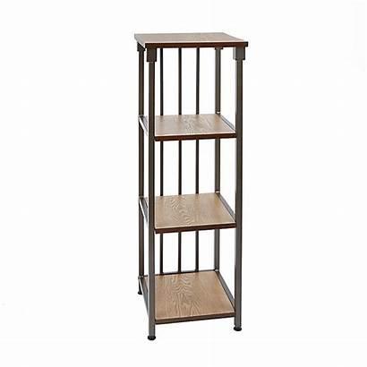Bathroom Shelf Floor Tier Silverwood Bronze Iron