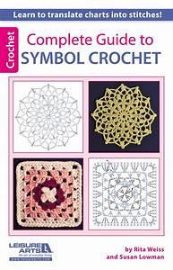 Crochet Symbols Diagram  U2013 Only New Crochet Patterns