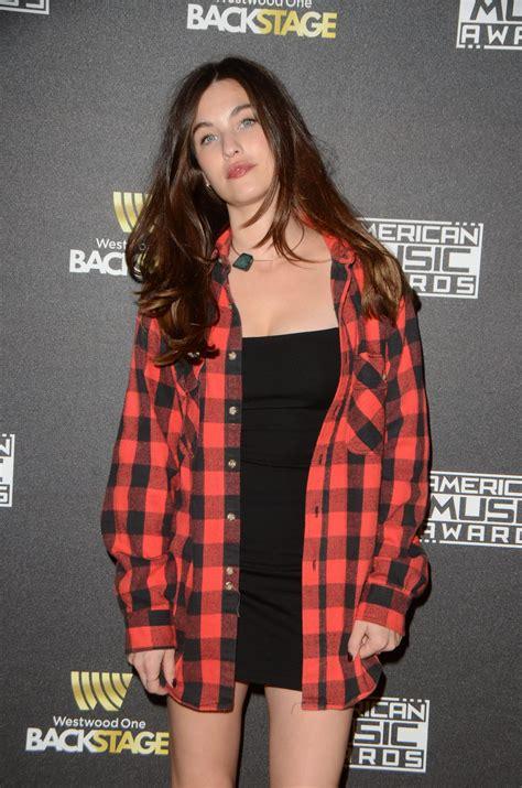 RAINEY QUALLEY at 2015 American Music Awards Radio Row ...