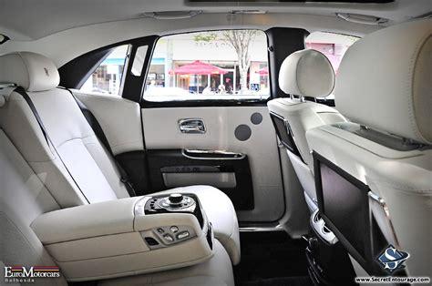 Rolls Royce Ghost Test Drive