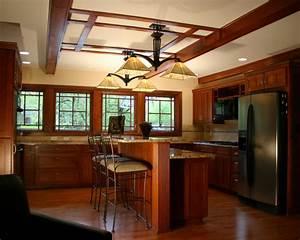Prairie Style Ranch Remodel: Kitchen