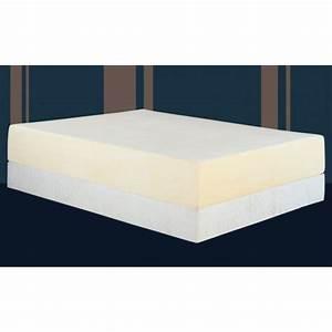 1239 California King Size Memory Foam Mattress
