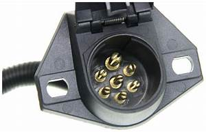 Pollak Trailer Connector Adapter