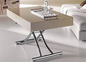 ozzio box transformable table ozzio design modern With ozzio coffee table