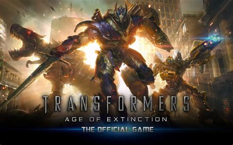 transformers age  extinction game wallpapers hd