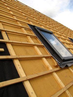 dachdaemmung von aussen daemmung haus vorn dachdaemmung