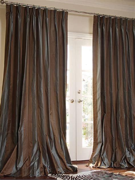 Silk Pinch Pleat Drapes - 15 best ideas silky curtains curtain ideas