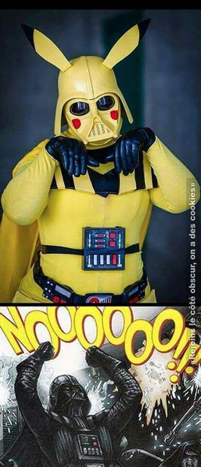 Storm Trooper Pikachu WIN!!! | Pikachu, Star wars memes ...