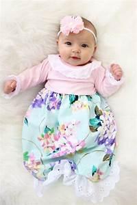 7 Cute Newborn Baby Girl Dresses - Nursing Freedom