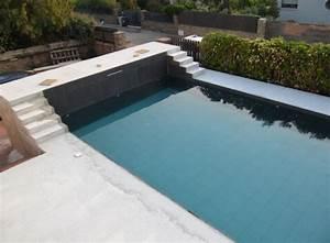 20 photos de piscine en beton With modele de piscine en beton