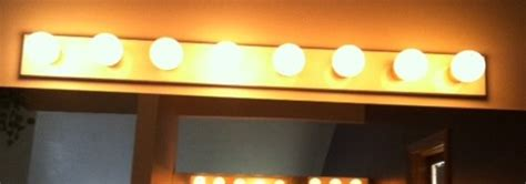 bathroom vanity light bar  large globes   cover