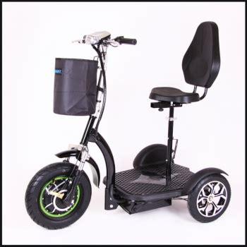elektro scooter mit sitz dreirad dreirad elektroscooter mit sitz komfort